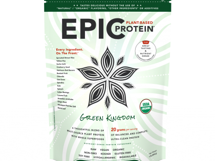 Epic Protein : Green Kingdom 16 oz