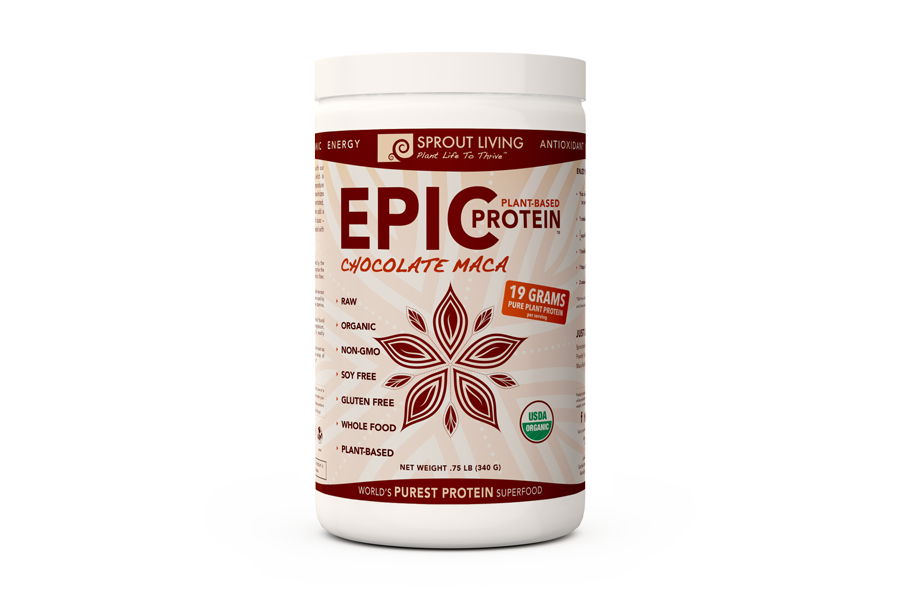 Epic Protein : Chocolate Maca 1 kg