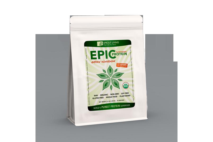 Epic Protein : Green Kingdom 1 kg