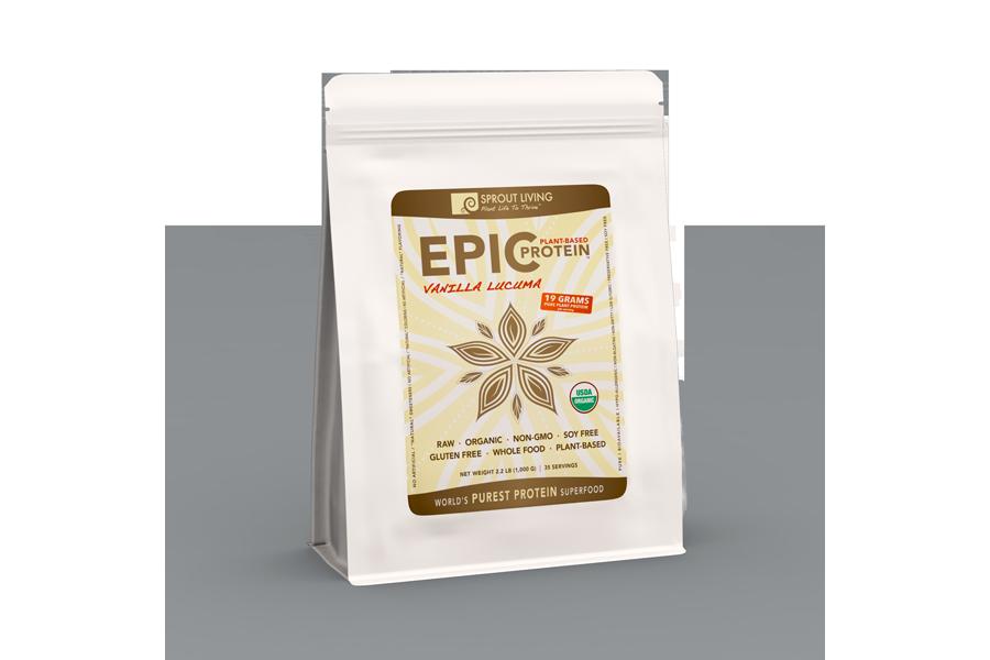 Epic Protein : Vanilla Lucuma 1 kg